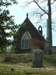 Oakhill Cemetery Chapel photo