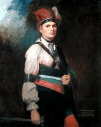 Thayendanegea portrait