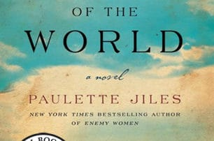News of the World by Paulette Jiles book cover