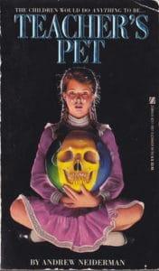 teacher's pet book cover