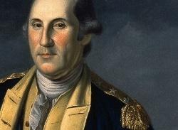 General Washington portrait