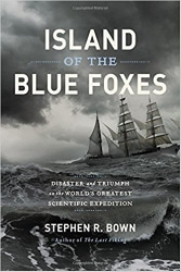 Island of the Blue Foxes cover