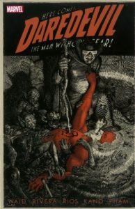 daredevil vol. 2 cover