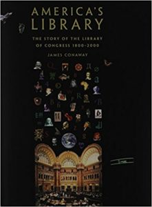 America's Library: The Story of the Library of Congress 1800-2000 cover