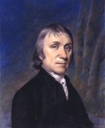 Joseph Priestley portrait