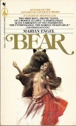 Original Bear novel cover