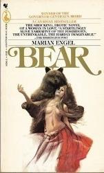 Original Bear novel cover