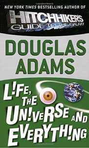 Life, the Universe, and Everything cover