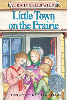 Little Town on the Prairie book cover