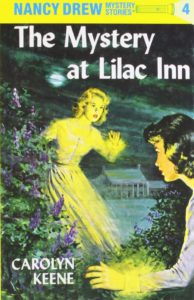 mystery at lilac inn book cover