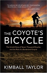 Coyote's Bicycle cover