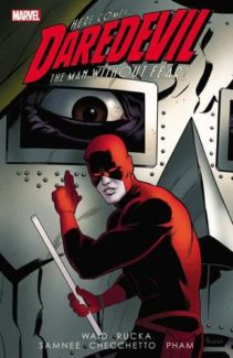 Daredevil volume 3 cover