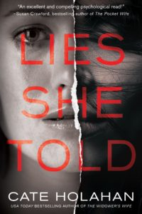 lies she told book cover