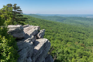 Annapolis Rock Overlook photo
