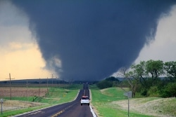 Tornado photo