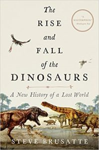 Rise and Fall of the Dinosaurs cover
