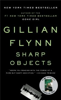 sharp objects by gillian flynn book cover