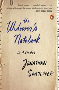 the widower's notebook cover