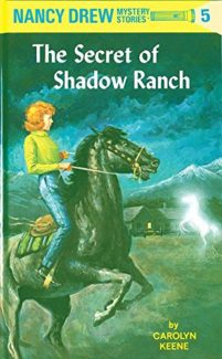 Secret of SHadow Ranch book cover