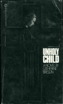 unholy child book cover