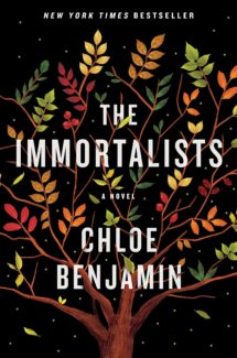 the immortalists book cover
