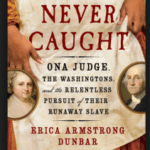 Never Caught book