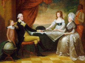George Washington family portrait