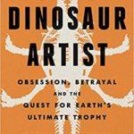 Dinosaur Artist boo cover