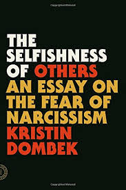 Selfishness of Others cover