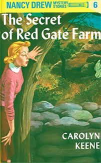 secret of the red gate farm book cover