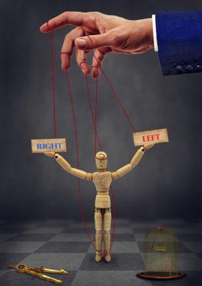 political marionette