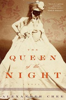 queen of the knight book cover