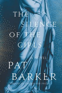 silence of the girls book cover