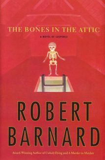 the bones in the attic book cover