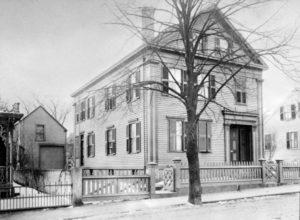 Borden House photo