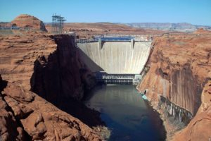 Glen Canyon Dam photo