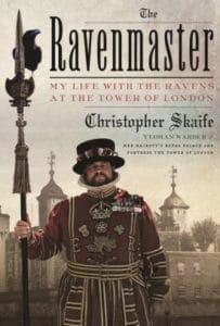 Ravenmaster book cover