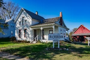 Villisca Ax Murder House photo