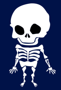 skeleton illustration