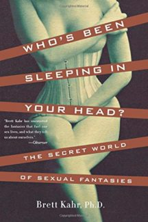 who's been sleeping in your head book cover
