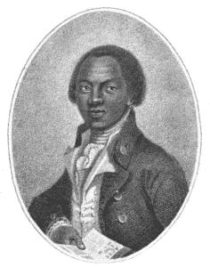 Olaudah Equiano portrait