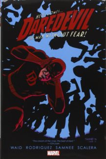 daredevil volume 6 by mark waid cover