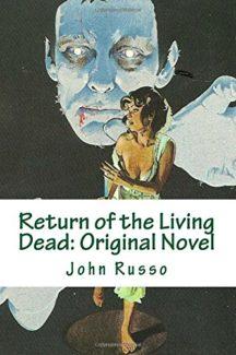 return of the living dead novel cover