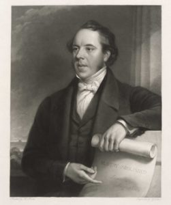 Thomas Clarkson portrait