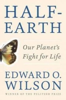 Half-Earth book cover