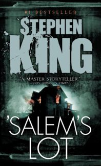 stephen king's 'salem's lot book cover