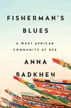 fisherman's blues by anna badkhen book cover