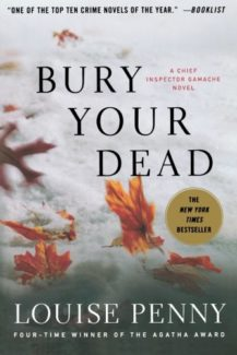 bury your dead book cover