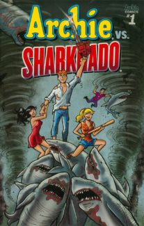 archie vs sharknado book cover