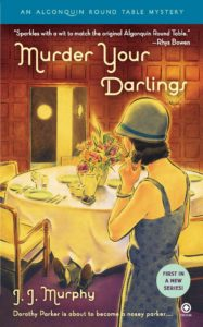 murder your darlings book cover